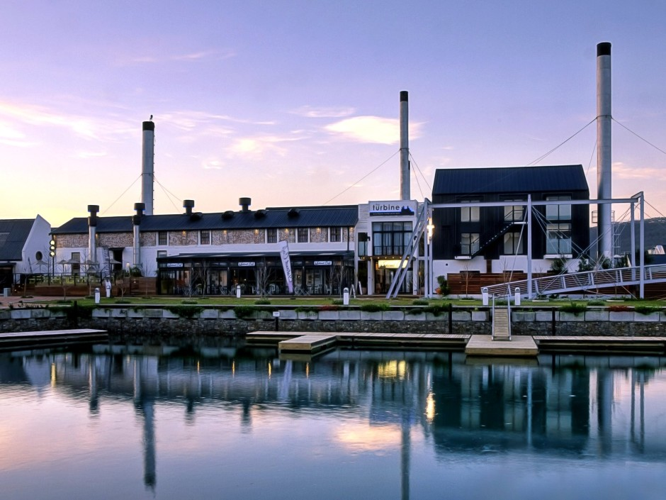 Turbine Hotel in Knysna, South Africa